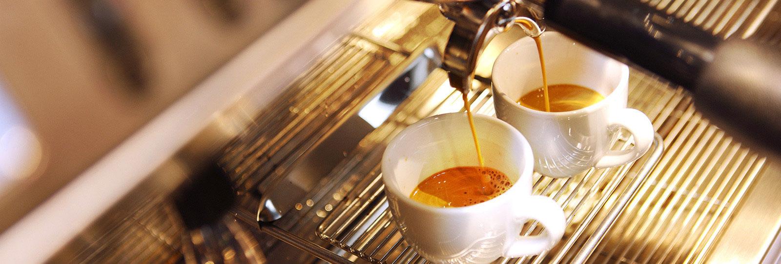 macchine per caffé